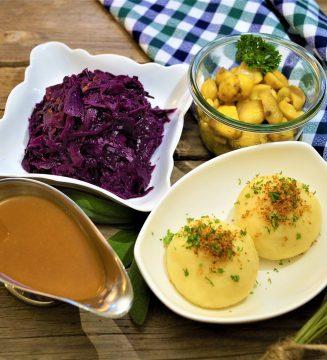 KücheDaheim - Beilagen Gänsezeit