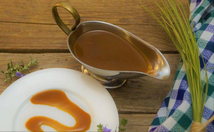 KücheDaheim - Braten-Soße