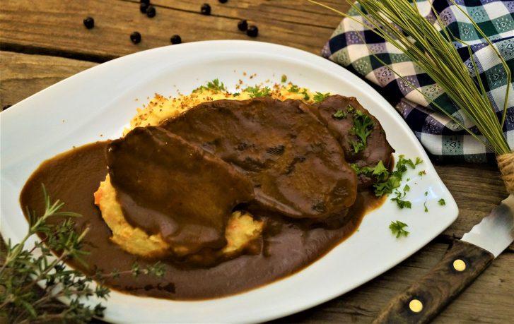 KücheDaheim - Ochsenbacken-Gericht