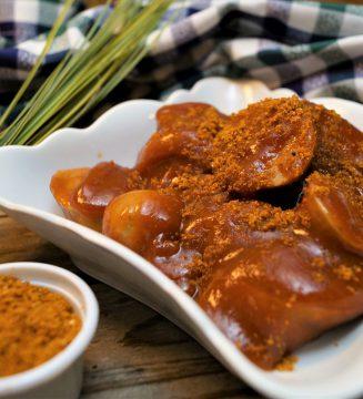KücheDaheim - Currywurst