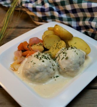 KücheDaheim - Fleischknödel