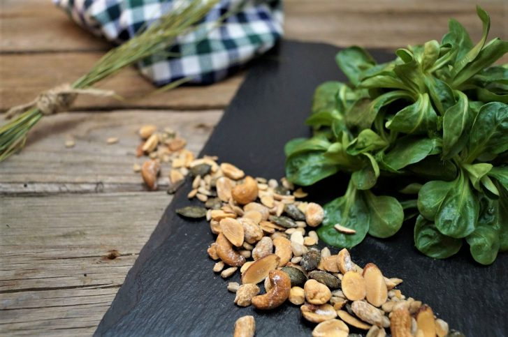 KücheDaheim - Geröstete Nüsse