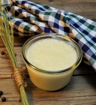 KücheDaheim - Kartoffel-Lauch-Creme